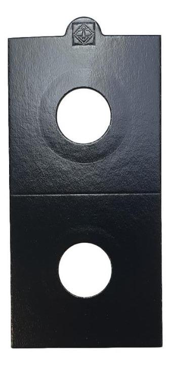 Lighthouse - Paper Holder - Sticker - 25 Pieces (17,5 mm)