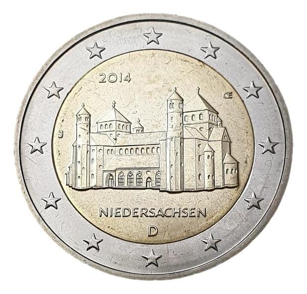 Germany - 2 Euro 2014 J, UNC