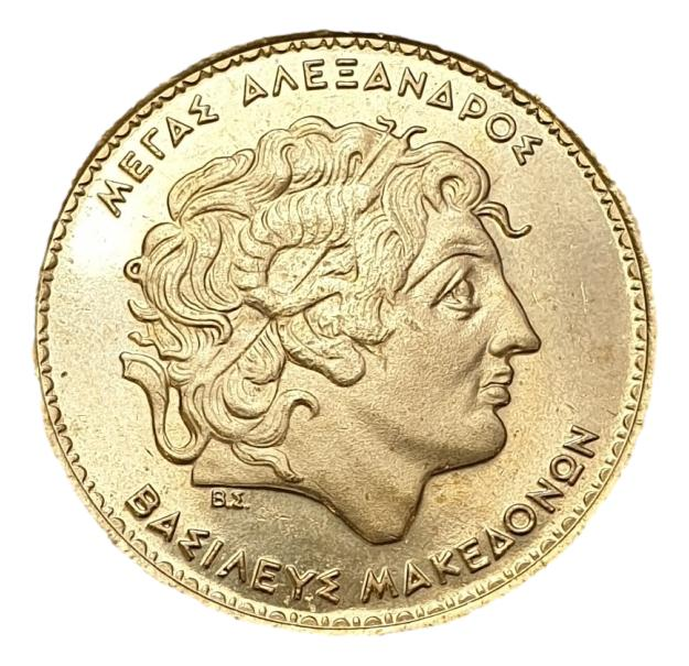 Greece - 100 Drachmas - 2000, UNC