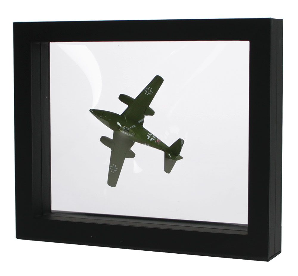 Safe - Floating frame black, 270 x 225 mm