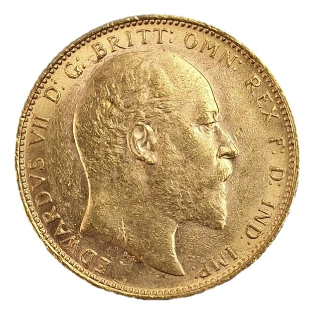 Australia - 1 Sovereign 1905 M, Edward VII