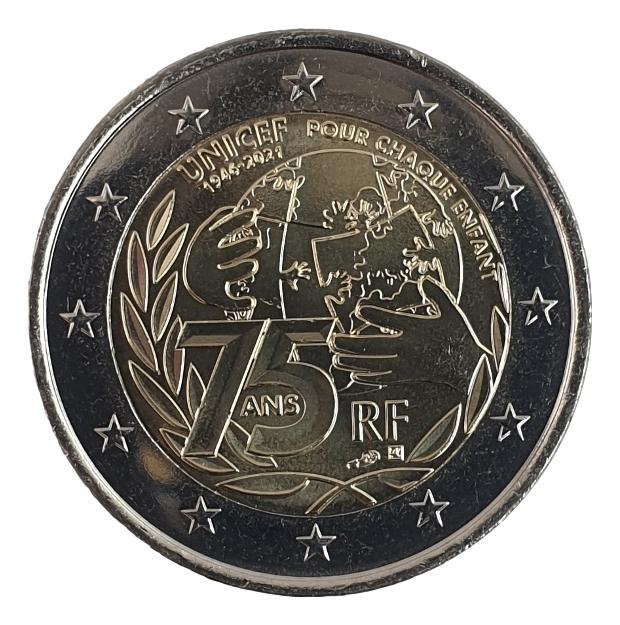 France - 2 Euro 2021 A, UNC