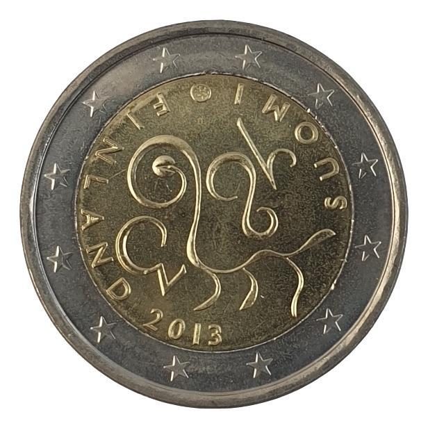 Finland - 2 Euro 2013, UNC