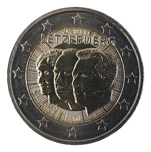 Luxembourg - 2 Euro 2011, UNC