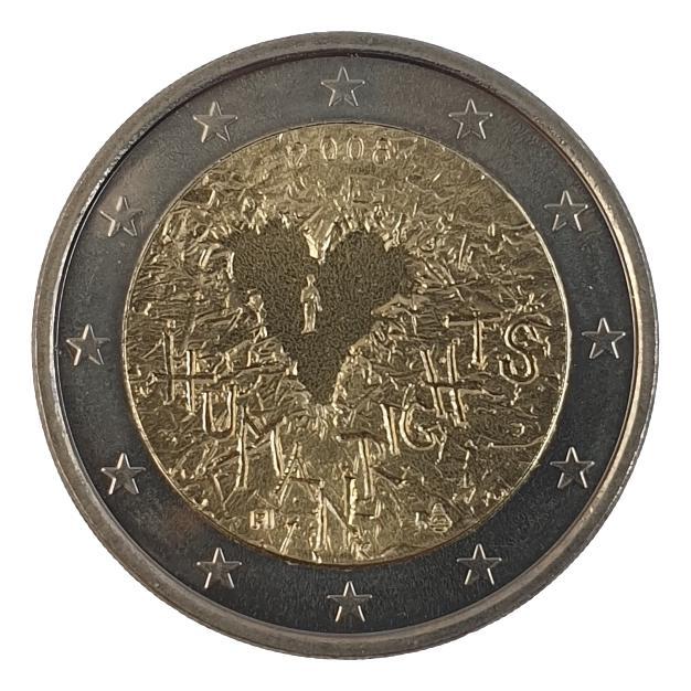 Finland - 2 Euro 2008, UNC