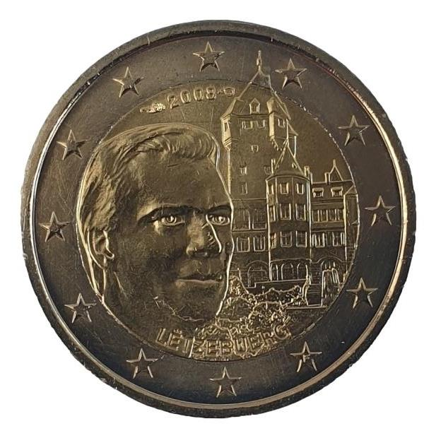 Luxembourg - 2 Euro 2008, UNC