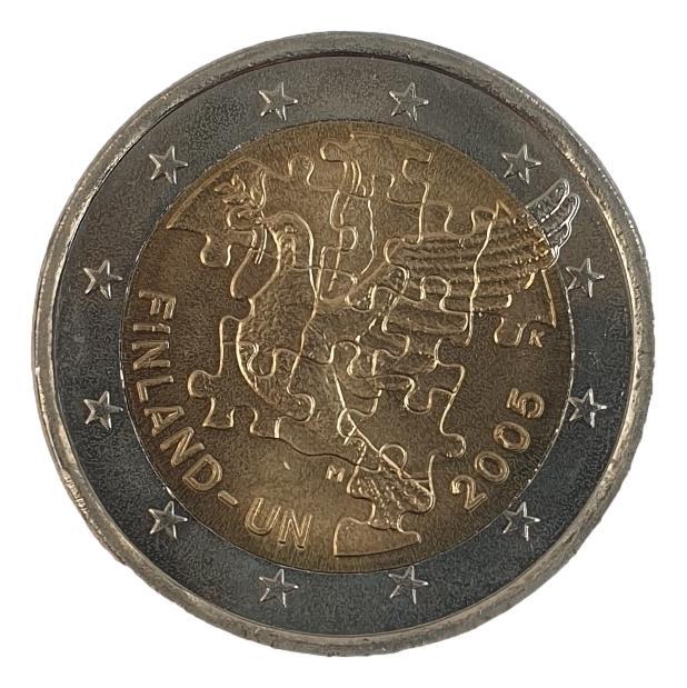 Finland - 2 Euro 2005, UNC