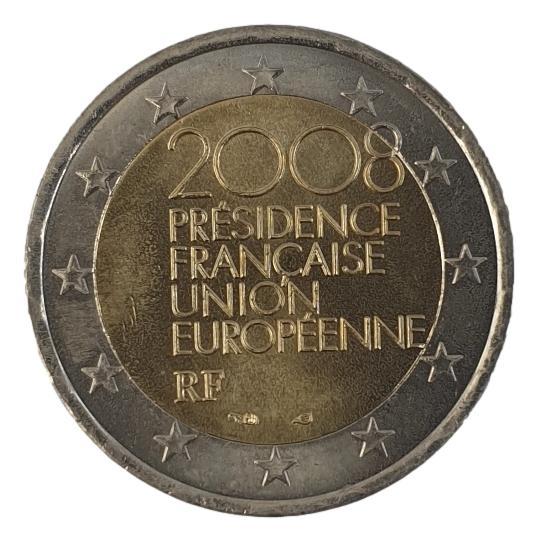 France - 2 Euro 2008, UNC
