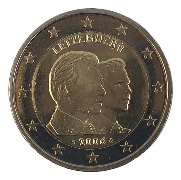 Luxembourg - 2 Euro 2006, UNC