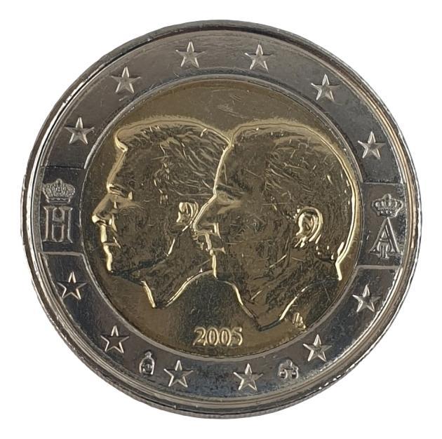 Belgium - 2 Euro 2005, UNC