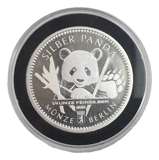 Germany - 1/4 OZ 2017 - Panda, Silver 999*