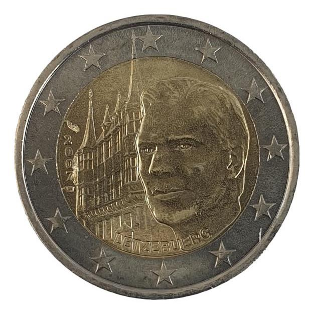 Luxembourg - 2 Euro 2007, UNC