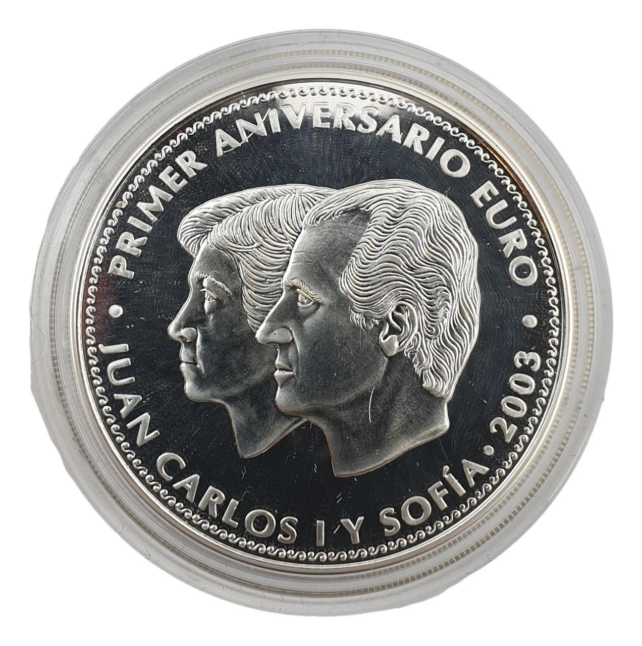 Spain - 10 Euro 2003, Juan Carlos I, UNC