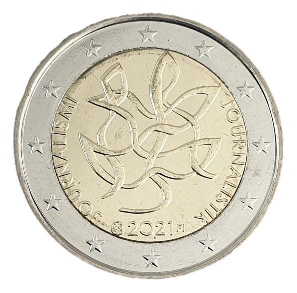 Finland - 2 Euro 2021 A, UNC