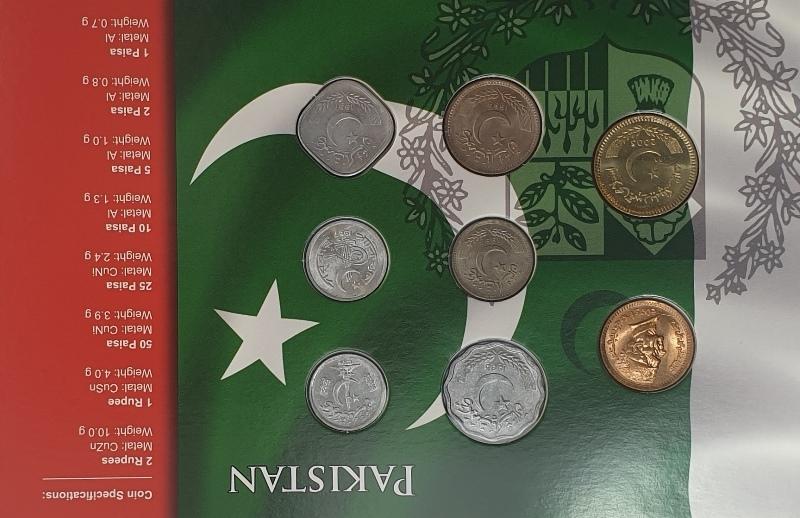Coins Set - Pakistan