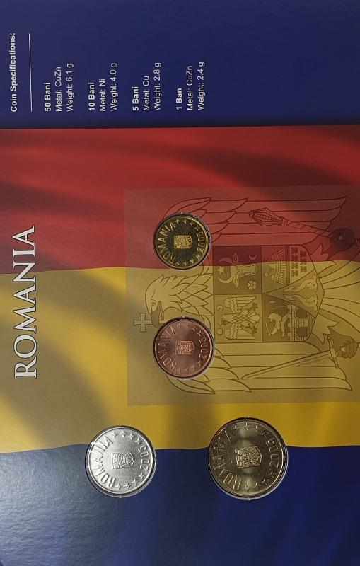 Coins Set - Romania