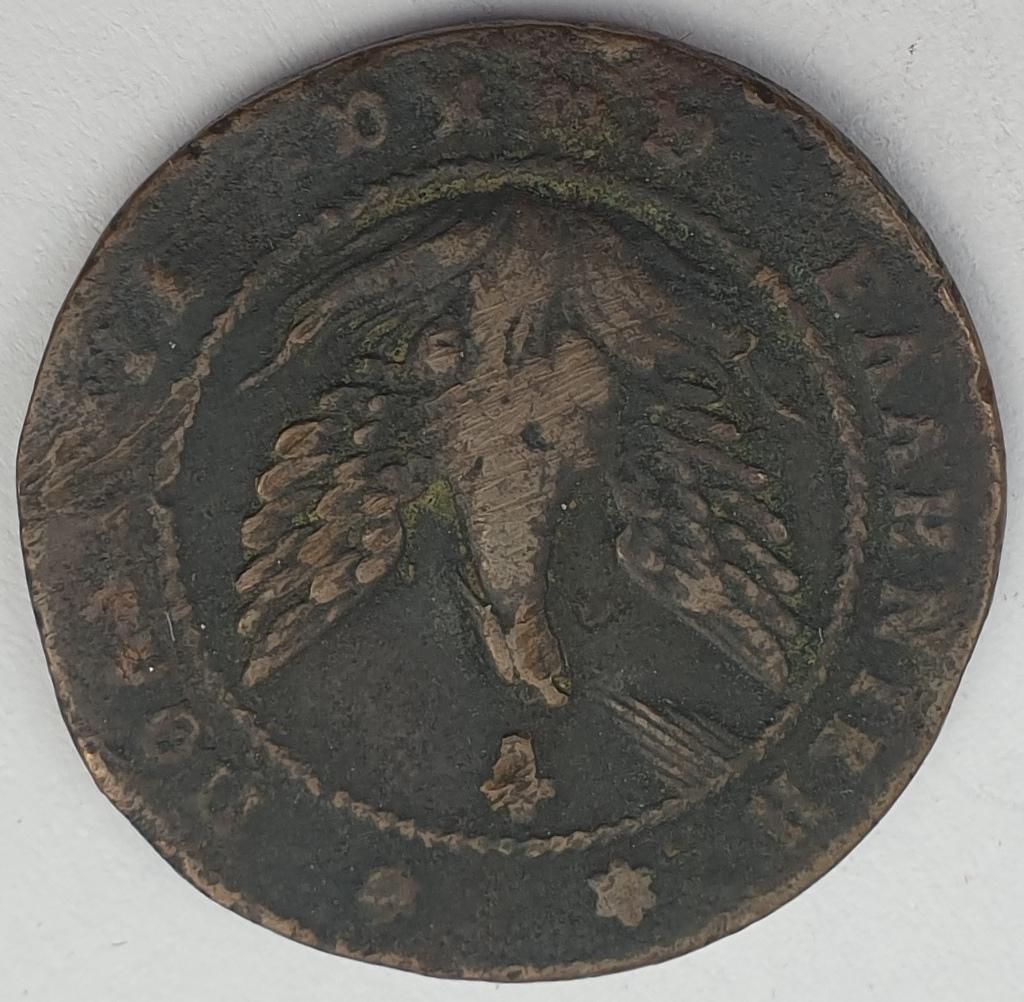 Greece - 5 Lepta 1830, Ioannis Kapodistrias