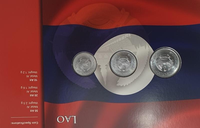 Coins Set - Lao