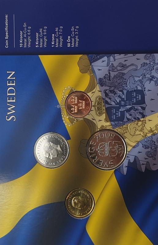 Coins Set - Sweden