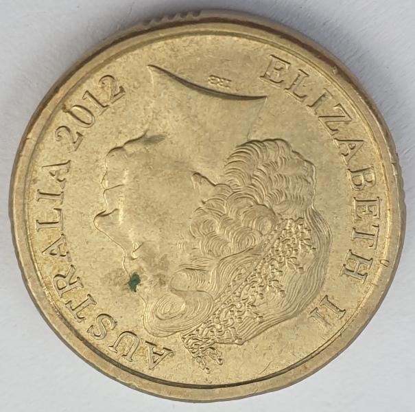 Australia - 2 Dollars 2012, Elizabeth II