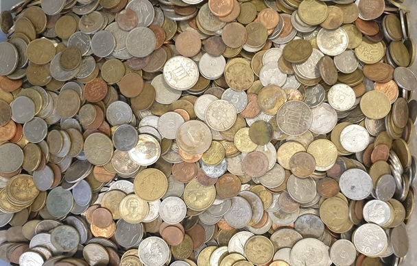 Greek - Coins Mixed (1 kg)