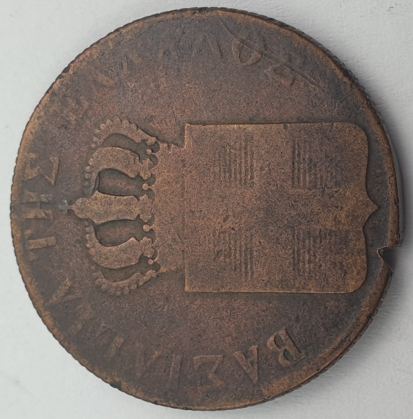 Greece - 10 Lepta 1837, Othon