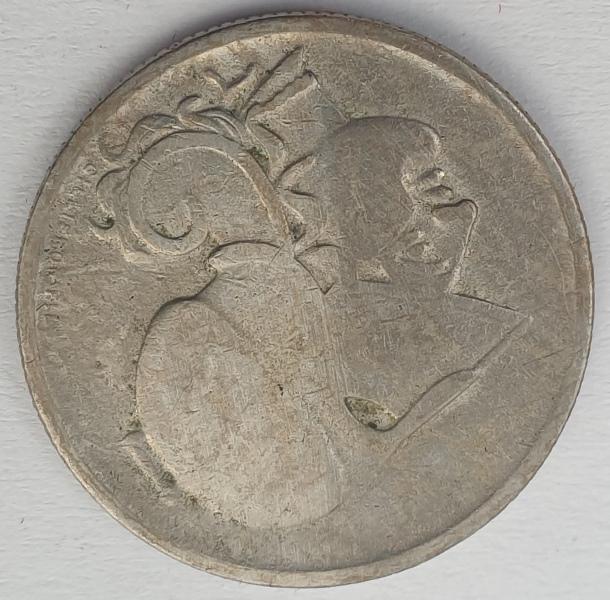 Greece - 50 Lepta 1926