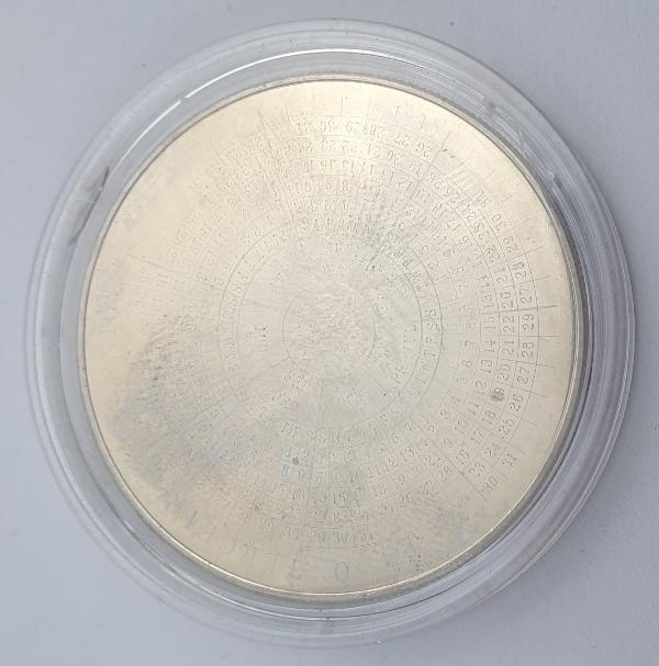 Sao Tome and Principe - 2000 Dobras 1998, Third Christian Millennium, Silver