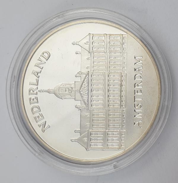 Nederland - Medal 2002