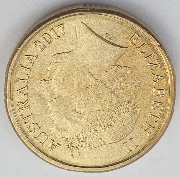 Australia - 2 Dollars 2017, Elizabeth II