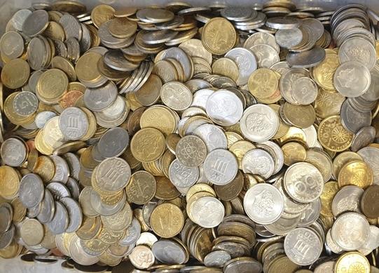 Greek - Coins Mixed (40 Coins), UNC