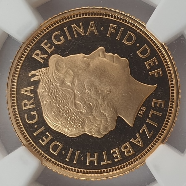 England - Half Sovereign 2009 (PF 70 ULTRA CAMEO), Great Britain