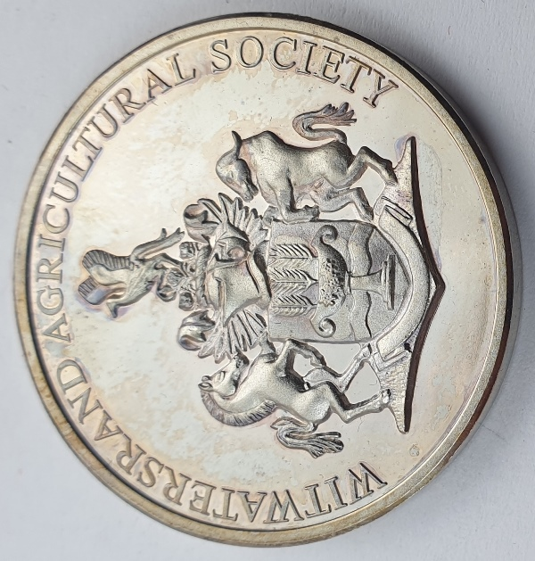 Greece - Medal - Witwatersrand Agricultural Society (Awarded To Greece Display Of National Products Rand Show 1991)