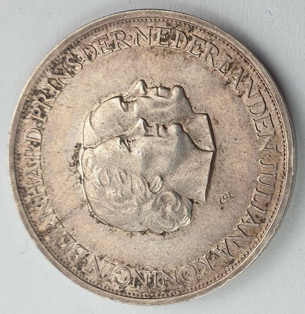 Nederland - Medal - 7 Januari 1937