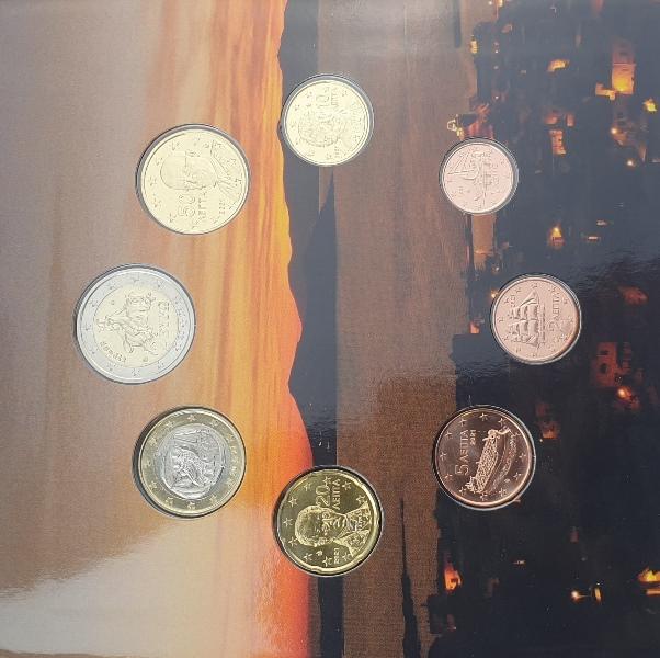 Coins Set - Naxos 2021