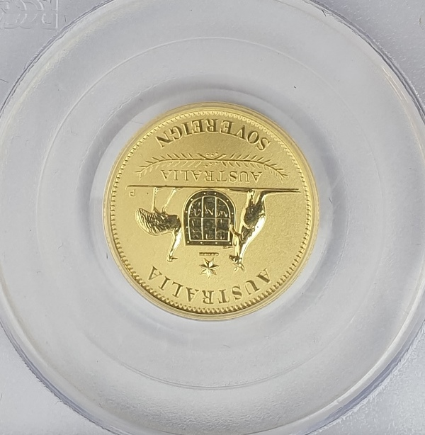 England - 1 Sovereign 2009-P (GEM BU), First Year Of Issue
