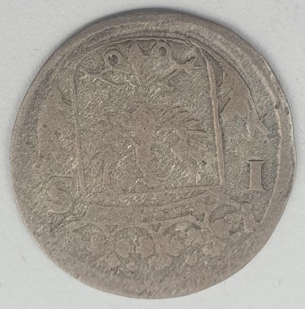 "Netherland - 1 Stuiver 1691, ""Wapenstuiver"", Silver"