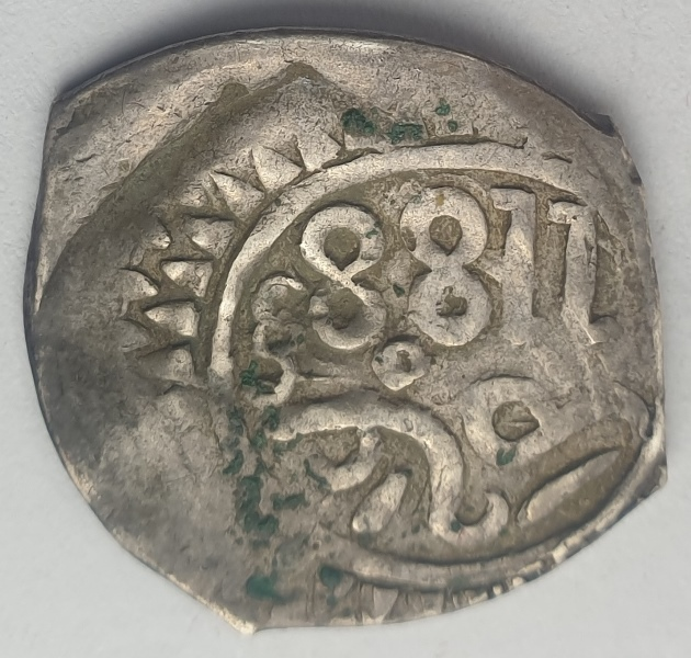 Morocco - 1 Dirham 1188, Sidi Mohammed III, Silver