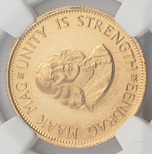 South Africa - 2 Rand 1969 (PF 66 ULTRA CAMEO)