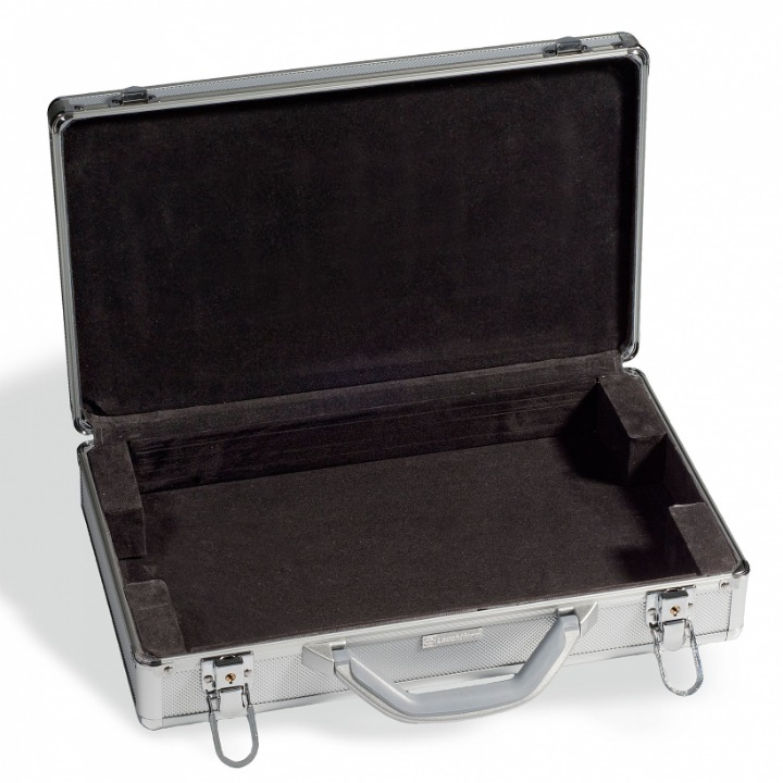 Lighthouse - Coin Case Cargo L 6, Empty, For 6 Coin Tables In L-Format