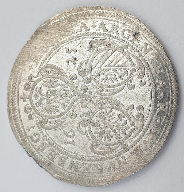 Germany - 1 Thaler 1625, Silver