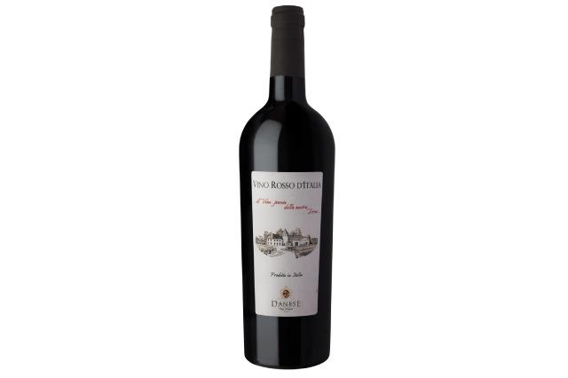 Vino Rosso D'Italia, Cantina Danese