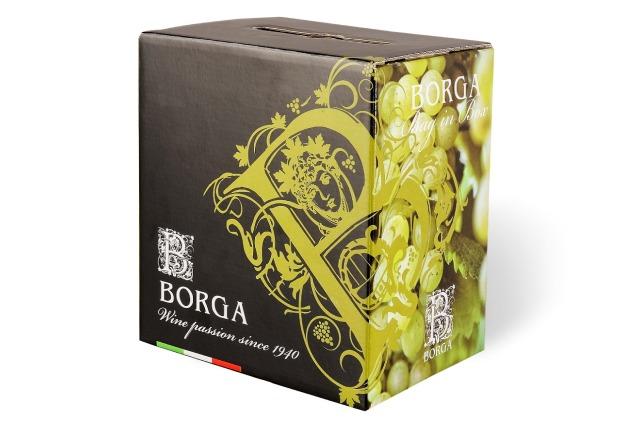Vino Bianco, Borga
